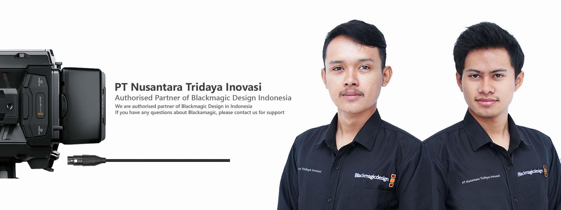 Blackmagic Design Pt Nusantara Tridaya Inovasi